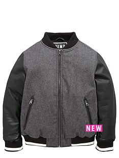 demo-boys-wool-mix-bomber-jacket-with-pu-sleeve