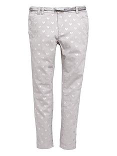 freespirit-girls-glitter-printed-skinny-jeans-with-belt