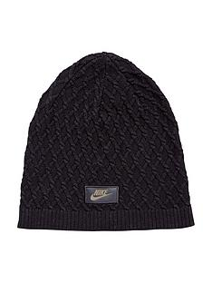 nike-cable-knit-beanie