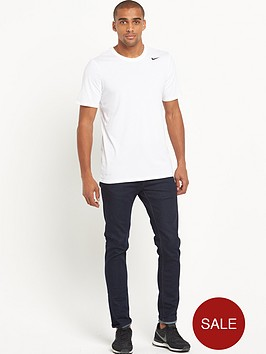 nike-dri-fit-cotton-short-sleeved-mens-t-shirt