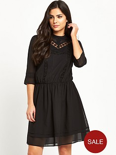 oasis-long-sleeved-victoriana-dress