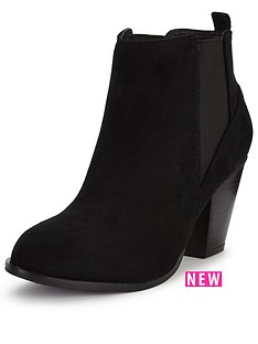shoe-box-rosalie-elastic-detail-mid-heel-western-boot