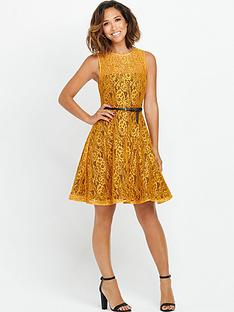 myleene-klass-lace-dress-with-full-skirt