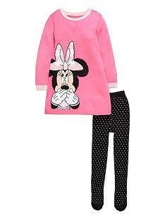 minnie-mouse-girls-minnie-knitted-dress-and-tights-set-2-piece