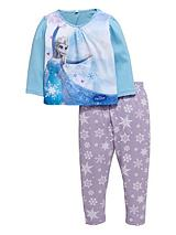 Girls Frozen Elsa Pyjamas