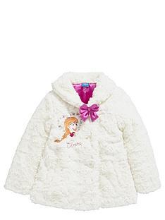 disney-frozen-girls-frozen-faux-fur-coat