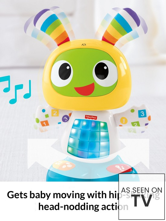 Onwijs Fisher-Price Bright Beats Dance and Move BeatBo | very.co.uk QB-35