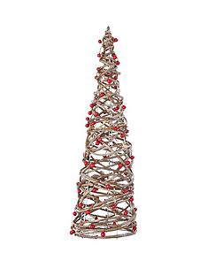red-berries-christmas-cone-decoration-46-cm