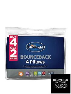 silentnight-bounceback-pillows-ndash-buy-4-get-2-free