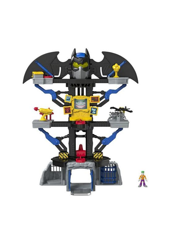 Imaginext Transforming Batcave | very.co.uk