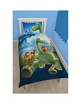 The Good Dinosaur Panel Duvet Set