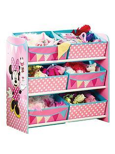 minnie-mouse-6-bin-storage-unit