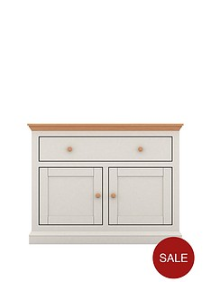 hannah-2-door-1-drawer-compact-sideboard