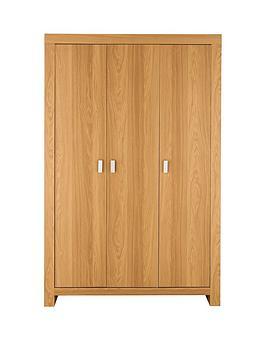 Hexton3-Door Wardrobe