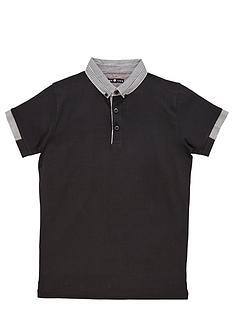 demo-boys-check-collar-polo-shirt