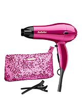 5248AGU Shimmer Collection 2000W Hairdryer Gift Set