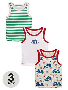 ladybird-boys-monster-truck-vests-3-pack-12-months-7-years
