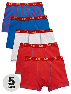 ladybird-boys-super-hero-pow-trunks-5-pack-12-months-7-years