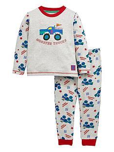 ladybird-toddler-boys-single-monster-truck-pyjamas-1-7-years