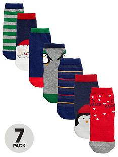 ladybird-boys-novelty-christmas-socks-7-pack