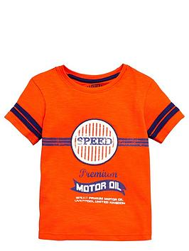 Ladybird Boys Speed King T-Shirt - 12 months - 7 years