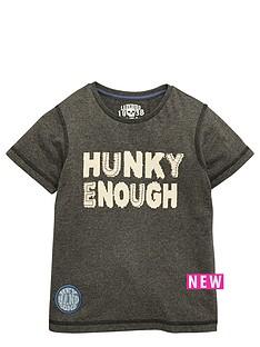 ladybird-toddler-boys-039hunky-enough039-single-tshirt-1-7-years