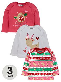 ladybird-baby-girls-long-sleeve-novelty-t-shirts-3-pack