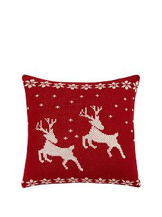luxury-knitted-christmas-cushion
