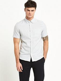river-island-short-sleeved-striped-shirt