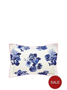 joules-butterfly-floral-oxford-pillowcase