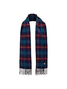 lyle-scott-lyle-and-scott-tartan-scarf