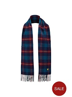 lyle-scott-lyle-and-scott-tartan-scarf