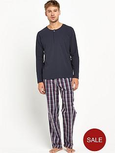 hugo-boss-jerseywoven-pyjama-set