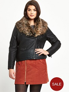 so-fabulous-detachable-faux-fur-collar-pu-biker-jacketnbsp