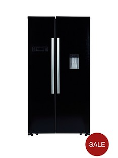 swan-sr8100b-american-style-fridge-freezer