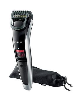 philips-series-3000-beard-amp-stubble-trimmer-with-titanium-blades-qt401323
