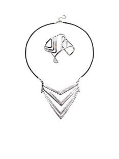 2pk-triangle-cut-out-cuff-and-necklace