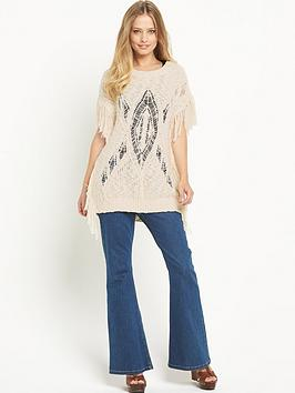 South Crochet Boho Tunic