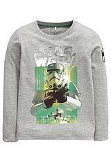 Boys StormtrooperLong Sleeve Top