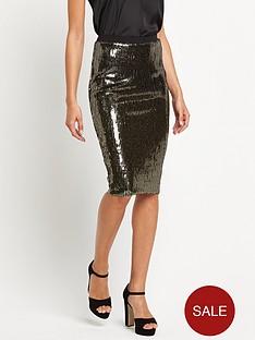 v-by-very-bodyconnbspsequin-midi-skirt