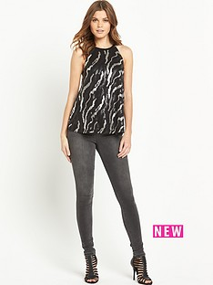 v-by-very-halter-neck-sequin-top