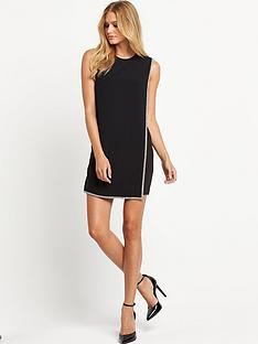 ted-baker-double-layer-embellished-tunic