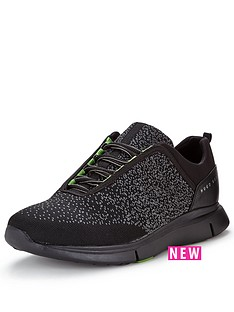 hugo-boss-hugo-boss-green-gym-knit-trainer-black