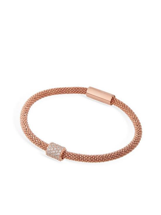 612916960f57 Links of London Star Dust Bead Bracelet - Rose Gold