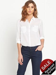 hilfiger-denim-original-lightweight-shirt