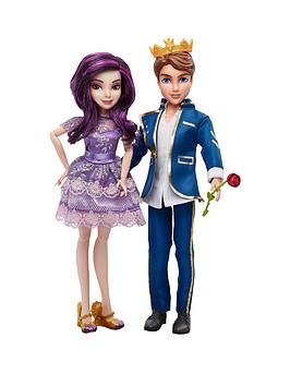 Disney Descendants Mal and Ben