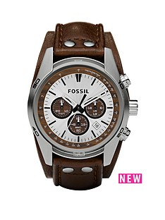 fossil-fossil-coachman-chronograph-cuff-brown-leather-strap-mens-watch