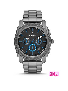 fossil-fossil-machine-chronograph-blue-accents-stainless-steel-mens-watch