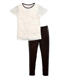 freespirit-girls-lace-top-and-leggings-set