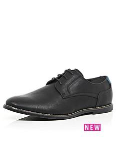 river-island-river-island-mens-crepe-sole-plain-shoe-black